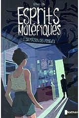 Esprits maléfiques - tome 1 La maison des possédés (01) (GRAND FORMAT DIVERS) (French Edition) Paperback