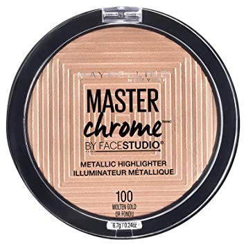 Maybelline Face Studio Master Chrome Highlighter in Molten Gold