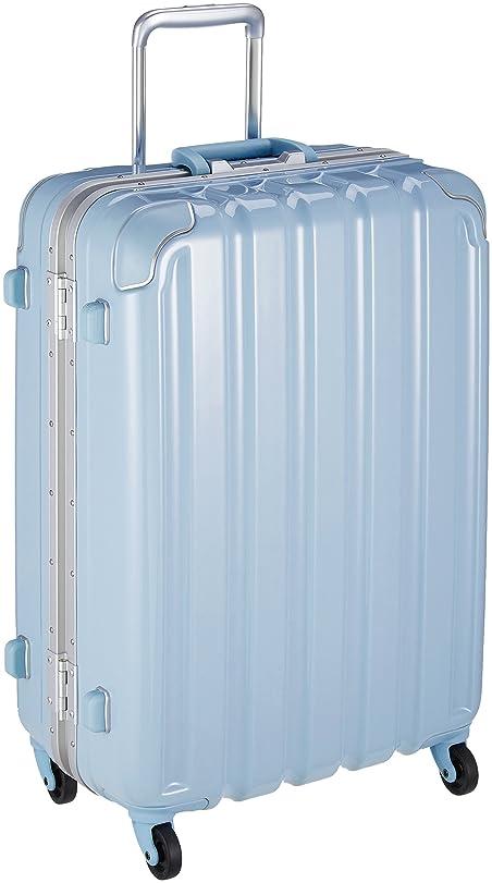 コンクリートエキサイティングスクリーチ[シフレ] フレームハードスーツケース グリスパックキャスター搭載 保証付 63L 59cm 4.4kg GRE1043-59