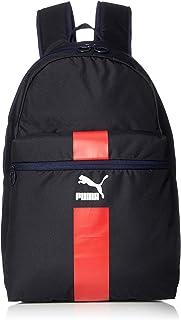 PUMA Fashion Backpack for Men - Polyester, Black 76012