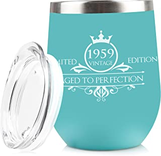 1959 60th Birthday Gifts For Women Men Tumbler