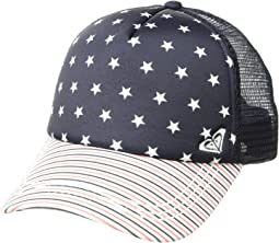 Truckin 4th of July Trucker Cap