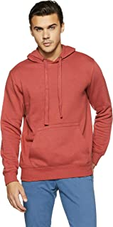 Amazon Brand - Symbol Men's Cotton Blend Sweatshirt
