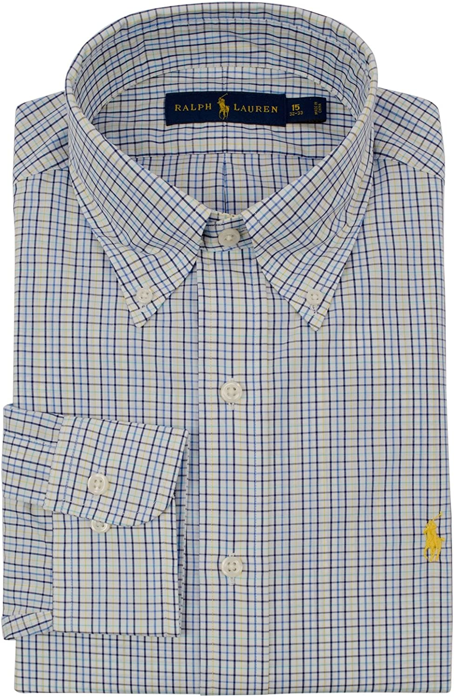 ab09ecf17635 Polo Ralph Lauren Mens Woven Dress Shirt Shirt Shirt 6dfc07 - krbm ...