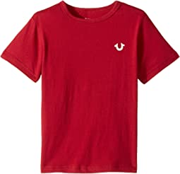 True Religion Kids - Shoestring Horseshoe Tee Shirt (Toddler/Little Kids)