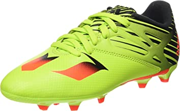 adidas Messi 15.3 FG/AG Boys Soccer Boots/Cleats