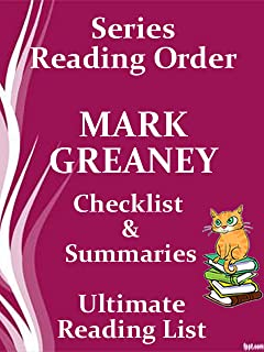 MARK GREANEY ULTIMATE READING LIST BOOK LIST WITH SUMMARIES AND CHECKLIST: Gray Man Series, Jack Ryan Jr. Series Novels - ...