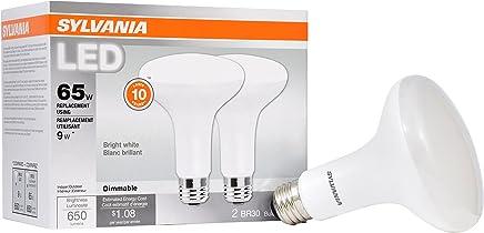 Sylvania Home Lighting 78029 Sylvania Dimmable Led Light Bulb, 9 W, 120 V,