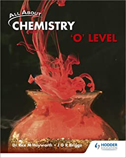 All About Chemistry 'O' Level Textbook