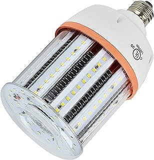 30W LED Corn Light Bulb E26 Medium Base Neutral White 4000K Selected Lighting for Indoor Outdoor Warehouse Office Backyard Garage Barn Porch Garden