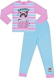 Lovely Girls Official Grumpy Cat Long Pajamas