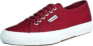 Superga 2750 Cotu Classic, Sneaker Basse Mixte, Red Dark Scarlet, 35.5 EU