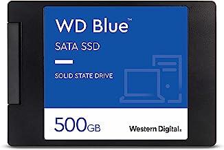 Western Digital 500GB WD Blue 3D NAND Internal PC SSD -...