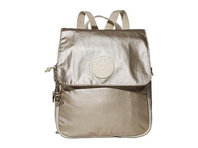 Kipling Annic Small Convertible Backpack (Cloud Metal) Backpack Bags