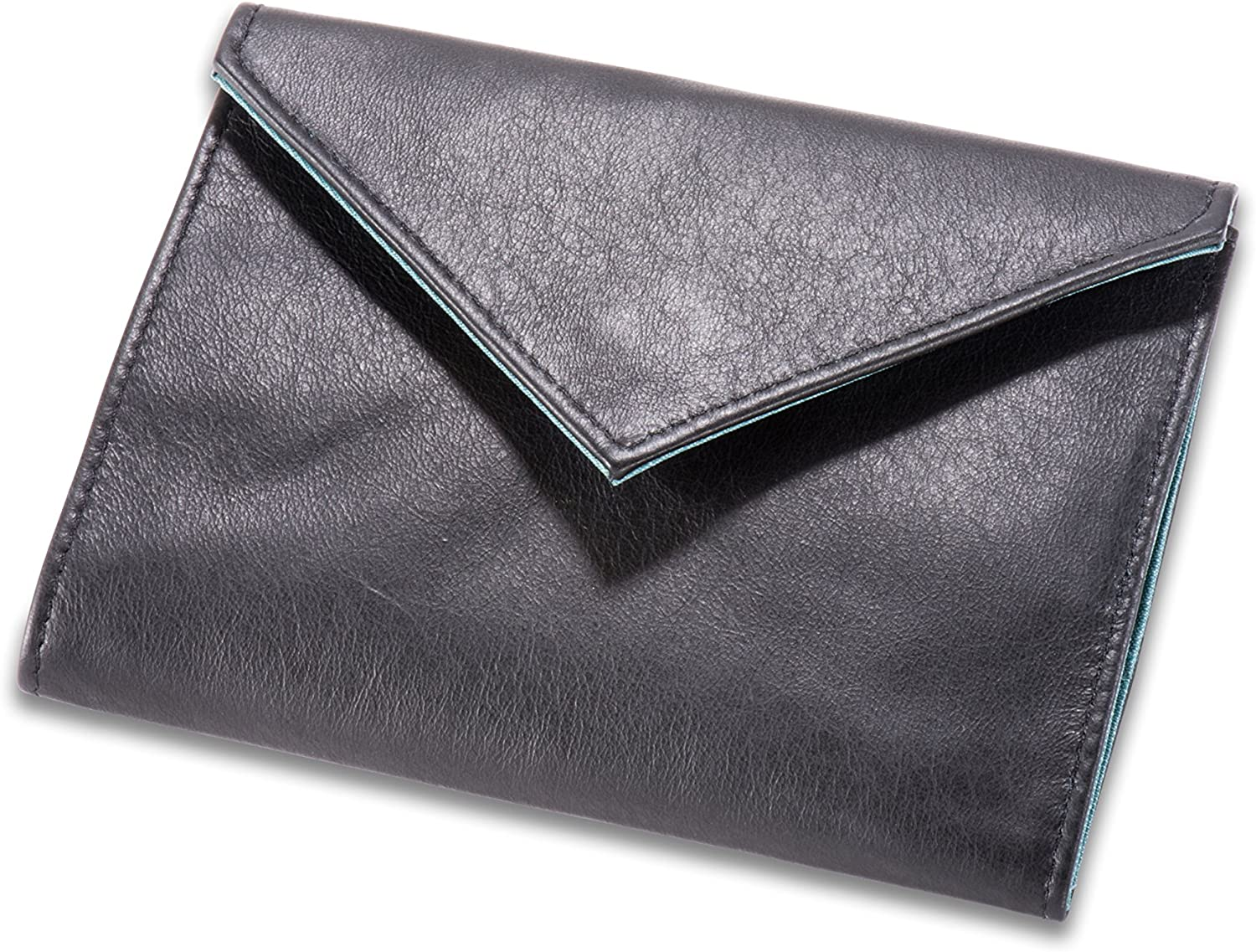 Allett Slim Leather Women's Wallet (Black)
