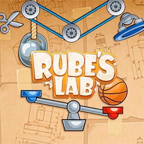 Rube's Lab   Physics Puzzle