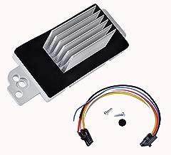 Best silverado blower motor resistor Reviews