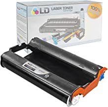 LD Compatible Fax Cartridge with Roll Replacement for Brother PC301