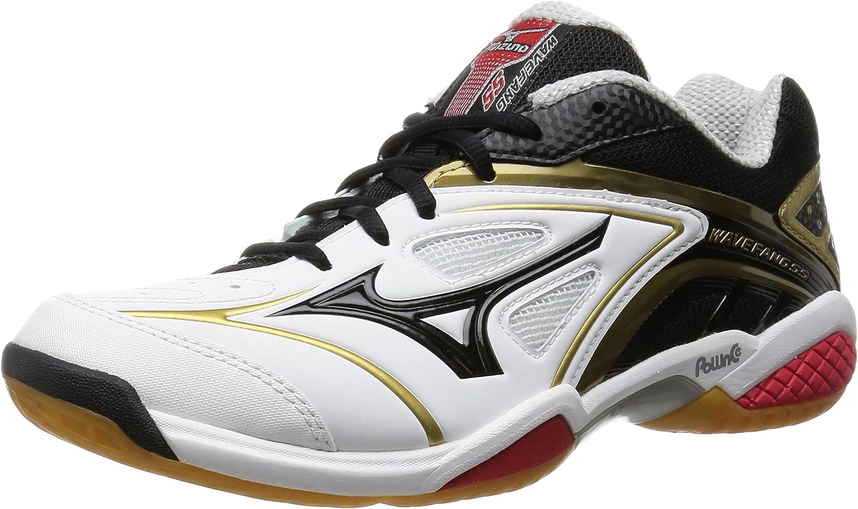 Mizuno badminton badminton badminton -skor Wave Fang SS 71ga1510  underbar