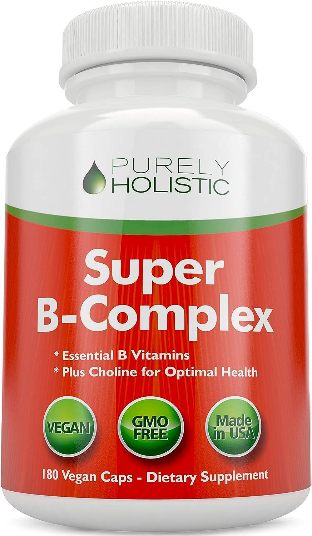 Max 50% OFF Vitamin B Complex Max 68% OFF - 8 with Vitamins Choline In Super
