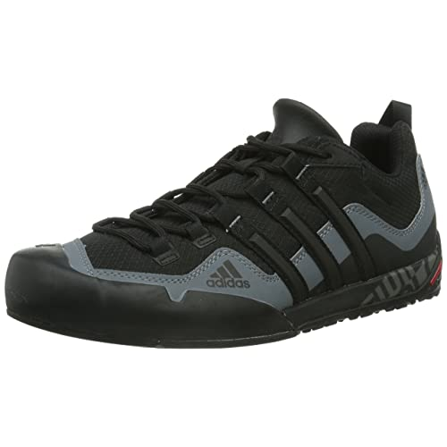 purchase cheap e9596 5207b adidas Terrex Swift Solo Unisex Adult Cross Trainers