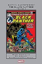 Black Panther Masterworks Vol. 1 (Jungle Action (1973-1976))