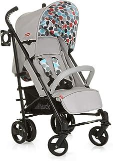 عربة للاطفال فينيس يو اس، 0 اشهر حتى 25 كغم - رمادي، قطعة واحدة، من فيشر-برايس