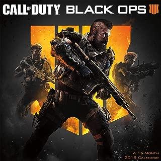 2019 Call of Duty Wall Calendar