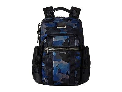 Tumi Alpha Bravo Nathan Backpack (Camo) Backpack Bags