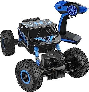 Click N' Play Rock Crawler Vehicle, 4WD, Off Road Al