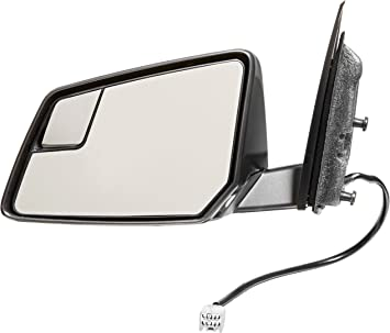 Details about FIT FOR 2009-2017 TRAVERSE/ ACADIA POWER MIRROR LEFT ...