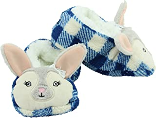Densley & Co. Kid Slippers – Child Slippers + Skid Resistant + Super Soft – Keep Your Kiddo's Feet Warm