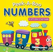 Peek-a-boo Numbers (Lift-the-Flap)