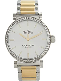코치 여성 시계 COACH Essential,Silver/White 1