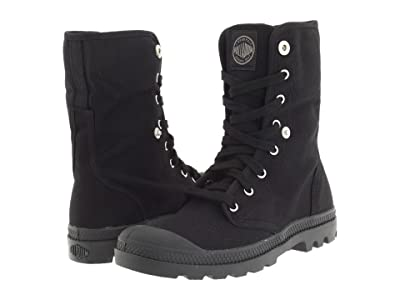 Palladium Baggy (Black/Black) Women