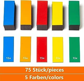 ECENCE 75 Cintas magnéticas reescribibles - 60x20mm
