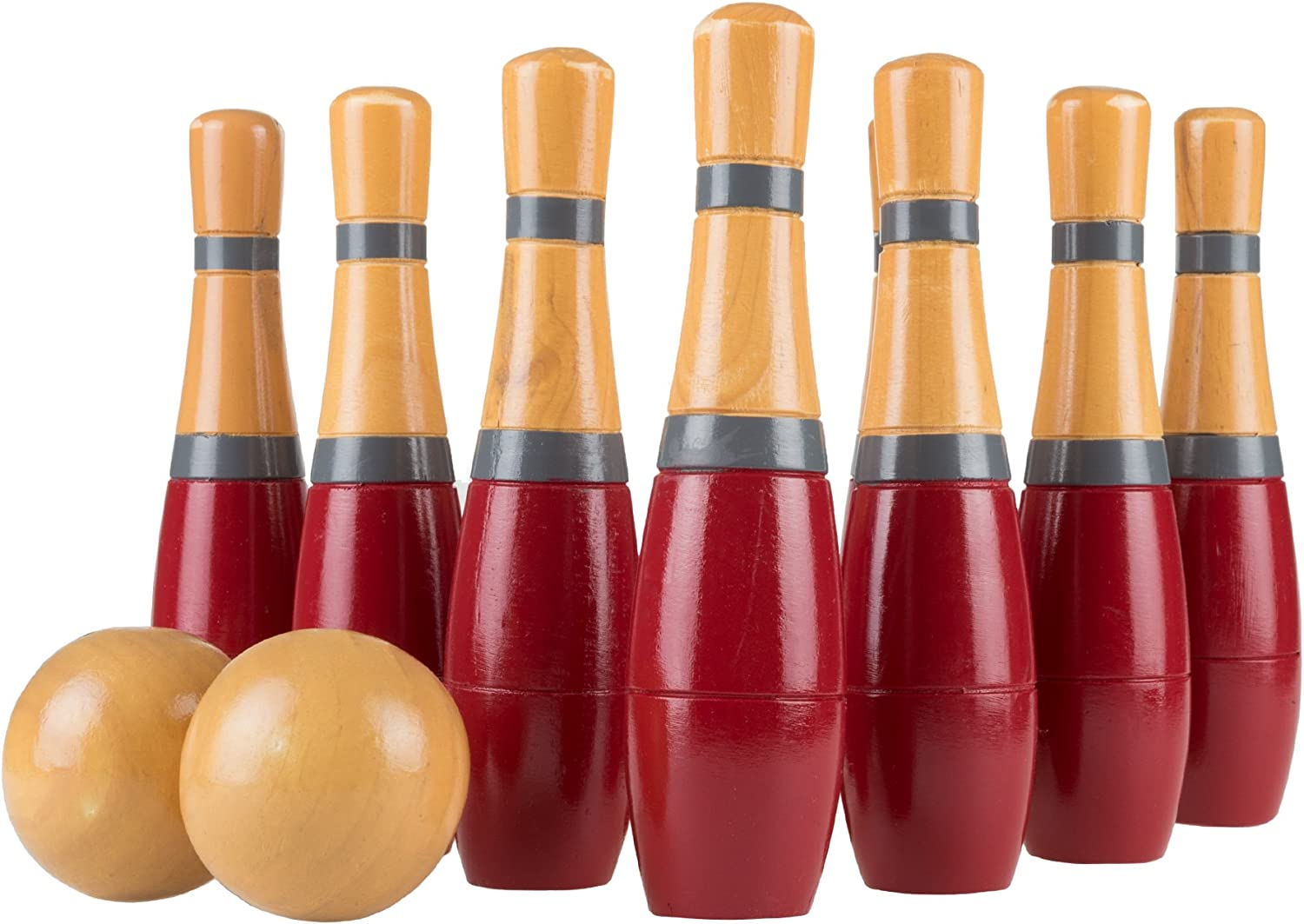 Lawn Bowling Game Skittle Ball- Indoor for Free shipping on posting reviews Outdoor and We OFFer at cheap prices Toddl Fun