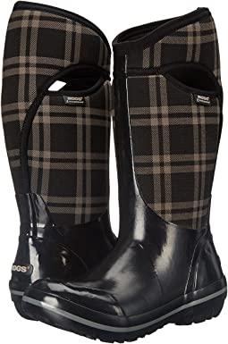 Plimsoll Plaid Tall