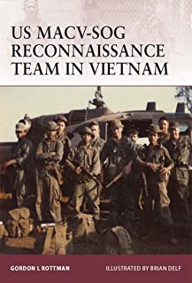 US MACV-SOG Reconnaissance Team in Vietnam (Warrior Book 159)