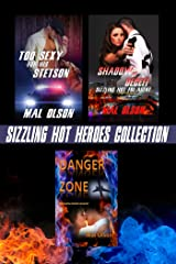 Sizzling Hot Heroes Collection Kindle Edition