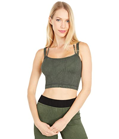 FP Movement Stay with Me Cami (Army) Women