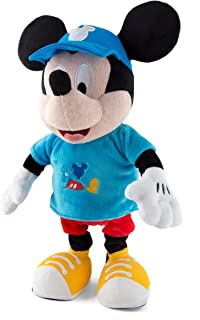IMC Toys Peluche – Disney – Mickey peluche interactive – 182684 –..