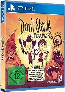 Don't Starve Mega Pack (PlayStation PS4)