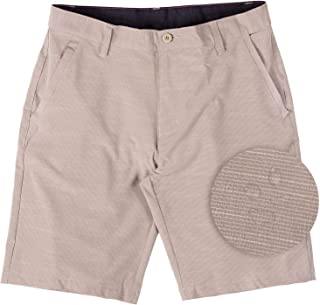 Burnside Hybrid Stretch Shorts for Mens Lightweight...