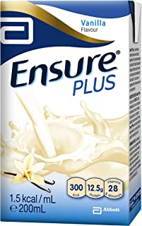 Abbott Ensure Plus RTD Nutritional Supplement - Vanilla (200ml)