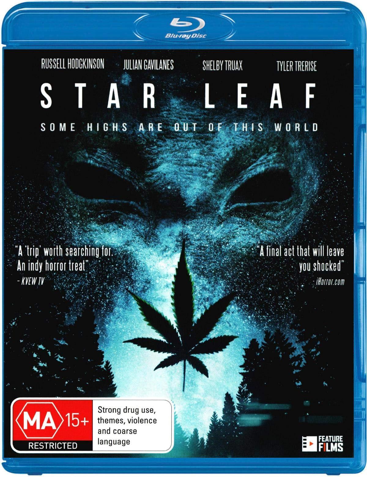 Star Leaf Origen Australiano, Ningun Idioma Espanol Blu-Ray ...