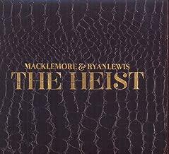 macklemore and ryan lewis the heist cd