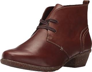 حذاء برقبة طويلة للنساء من Clarks بتصميم Wilrose Sage