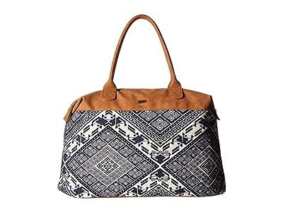 Roxy Lunar Eclipse A Weekend Bag (Dress Blues) Bags