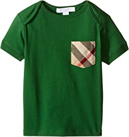 Burberry Kids - Callum Short Sleeve Tee (Infant/Toddler)